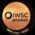 médaille de bronze IWSC 2020